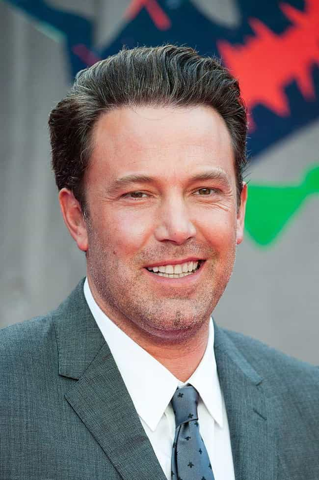 Ben Affleck is listed (or ranked) 1 on the list Celebrities Who (Allegedly) Have Bad Breath