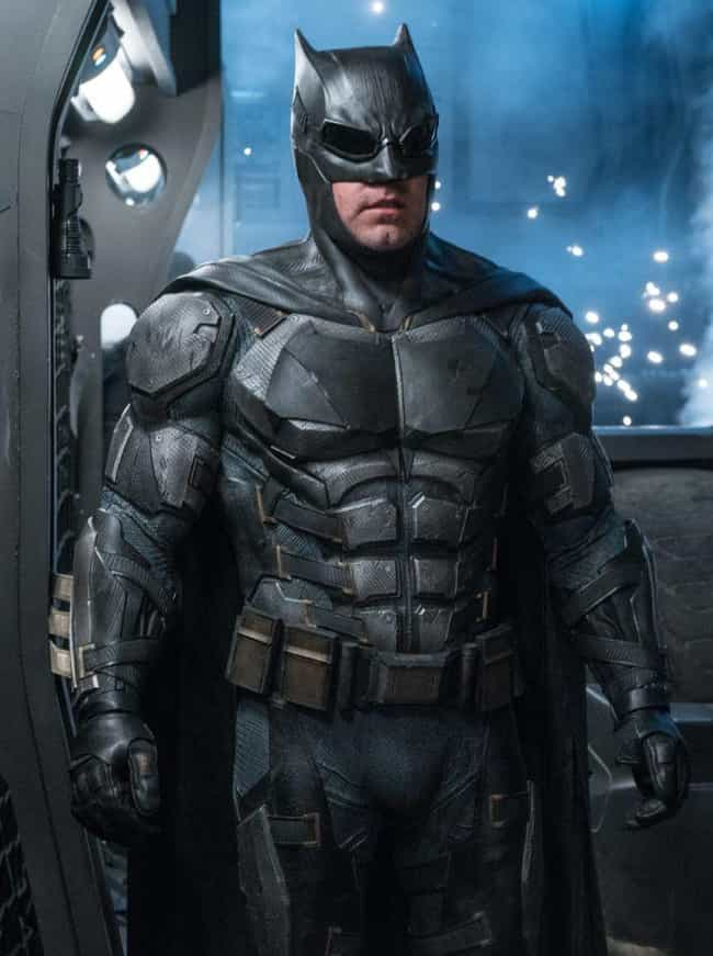 Ben Affleck is listed (or ranked) 6 on the list The Best Actors Who Played Batman, Ranked