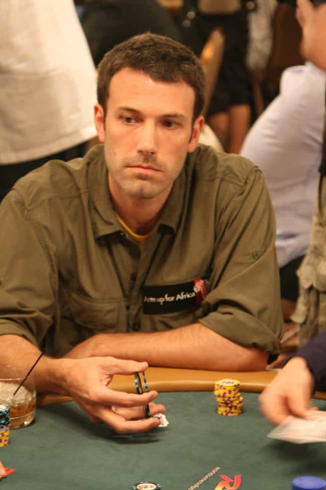 Ben Affleck is listed (or ranked) 2 on the list Celebrities Who Have Gambling Problems