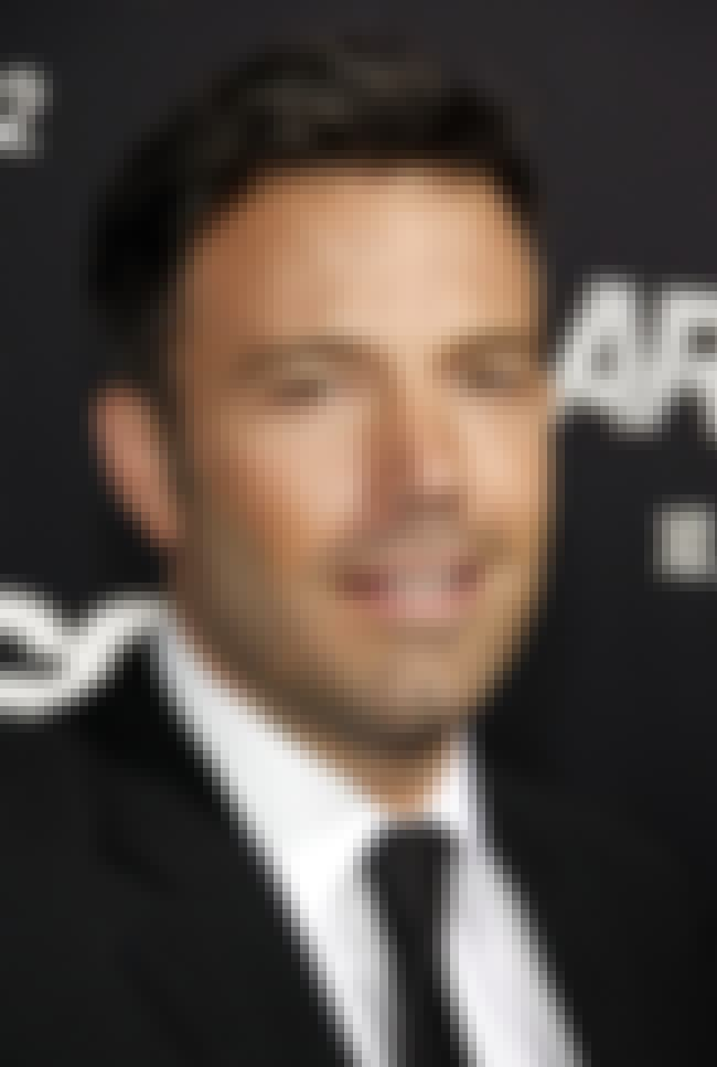 Ben Affleck is listed (or ranked) 2 on the list Celebrities Afraid of Flying