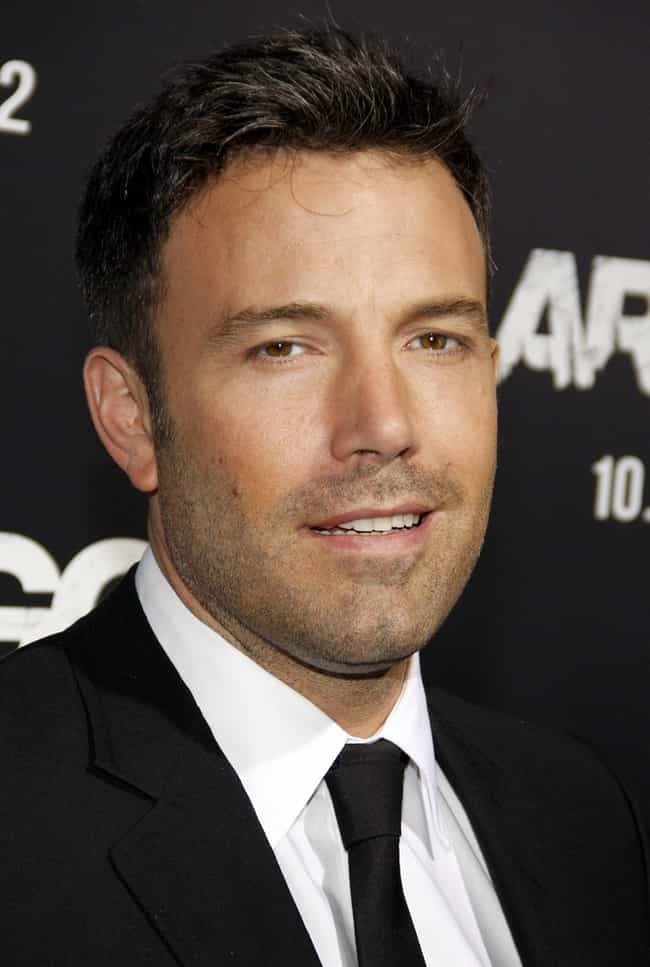 Ben Affleck is listed (or ranked) 1 on the list Male Celebrities Who Are 6'2
