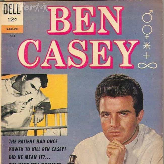 Ben Casey is listed (or ranked) 2 on the list The Best 1960s Medical TV Shows
