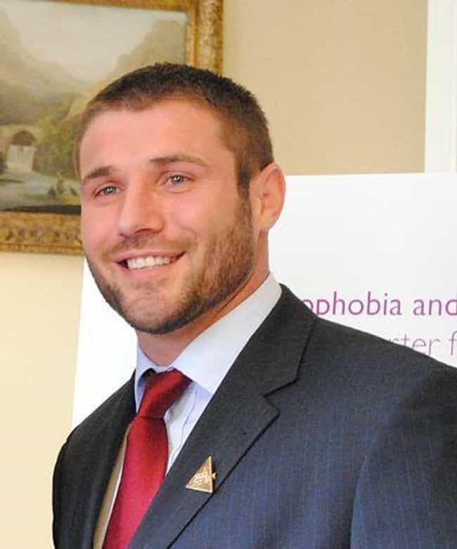 Ben Cohen is listed (or ranked) 3 on the list The Greatest Gay Icons in Sports