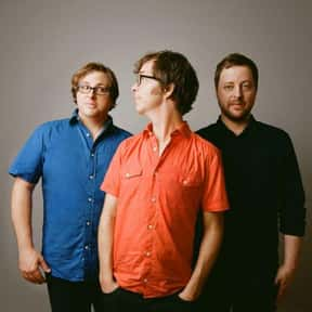 Ben Folds Five is listed (or ranked) 25 on the list The Best Bands with Numbers in Their Names