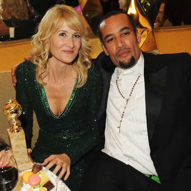 Ben Harper is listed (or ranked) 3 on the list Laura Dern Loves and Hookups