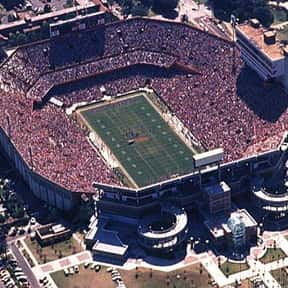 Ben Hill Griffin Stadium is listed (or ranked) 16 on the list The Best College Football Stadiums