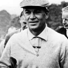 Ben Hogan is listed (or ranked) 4 on the list The Best Golfers Of All Time
