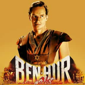 Ben Hur is listed (or ranked) 15 on the list The Best Sword and Sandal Films Ever Made