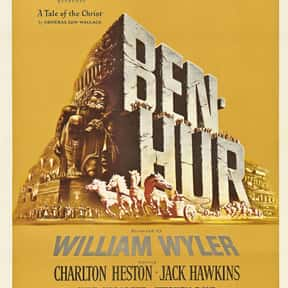 Ben-Hur is listed (or ranked) 5 on the list The Best Oscar-Nominated Movies of the 1950s