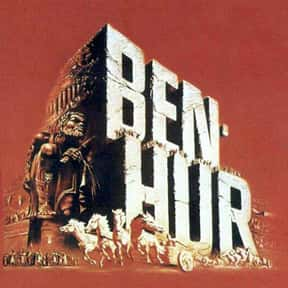 Ben Hur is listed (or ranked) 7 on the list The Best Movies That Are Super Long