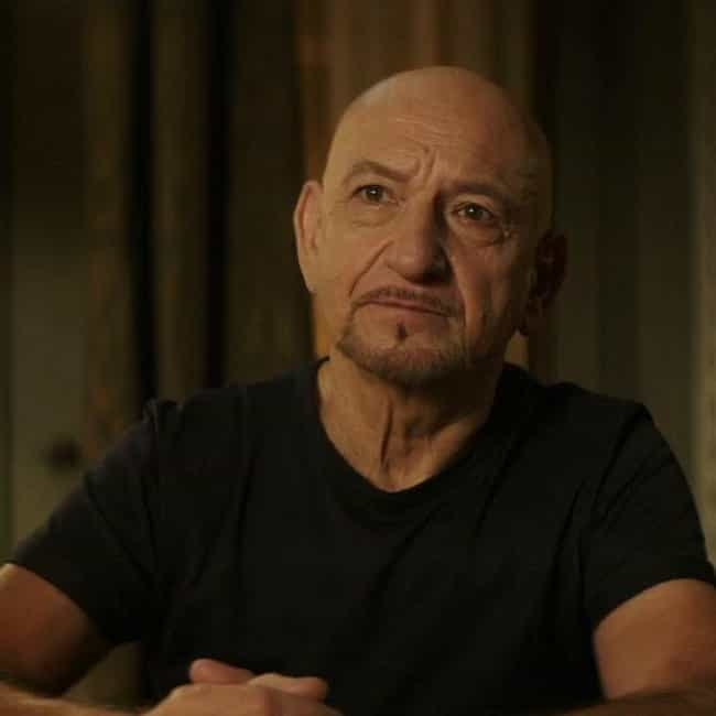 Ben Kingsley is listed (or ranked) 2 on the list Celebrities Who Are Half-Indian And Half-White