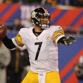 Ben Roethlisberger is listed (or ranked) 16 on the list The Best NFL Player Nicknames