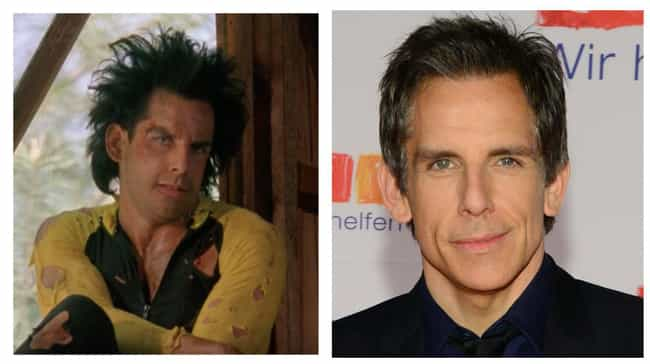 Ben Stiller is listed (or ranked) 1 on the list Here's What The Cast Of 'Heavyweights' Looks Like Now