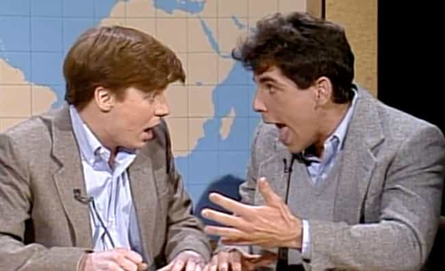 Ben Stiller is listed (or ranked) 1 on the list 20 Actors You Didn't Know Were On SNL (Or Managed To Forget)