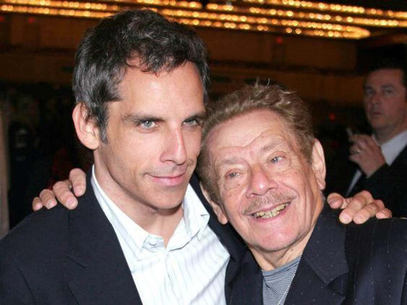 Ben Stiller and His Father Jer is listed (or ranked) 3 on the list Famous People Who Are More Successful Than Their Parents