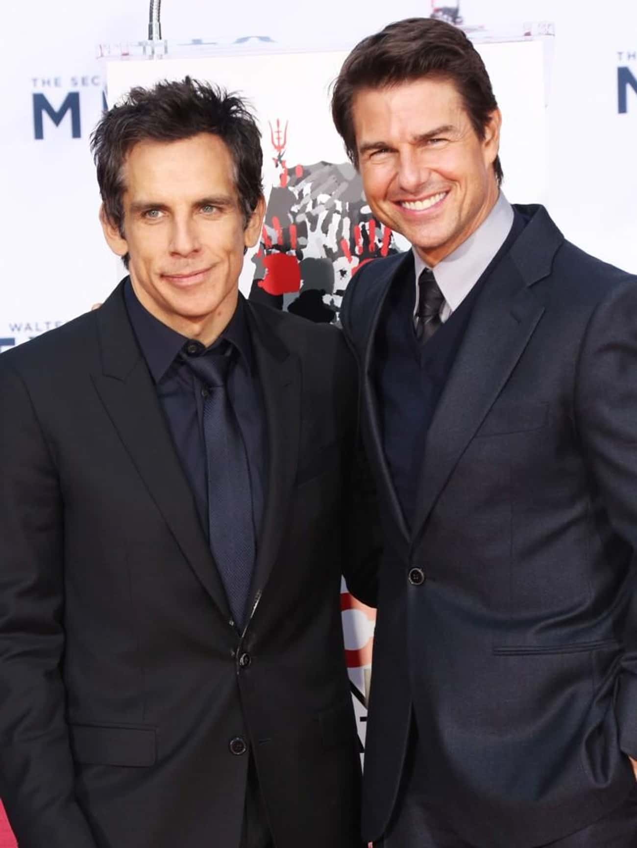 Ben Stiller is listed (or ranked) 4 on the list Famous Friends of Tom Cruise