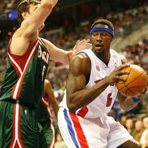 Ben Wallace is listed (or ranked) 12 on the list People Who Should Be in the Basketball Hall of Fame