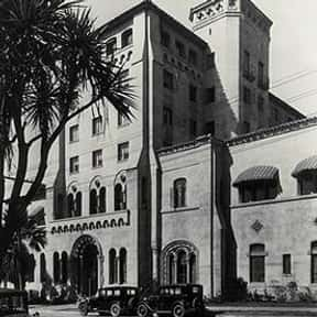 Berkeley City Club is listed (or ranked) 20 on the list Famous Late Gothic Revival buildings