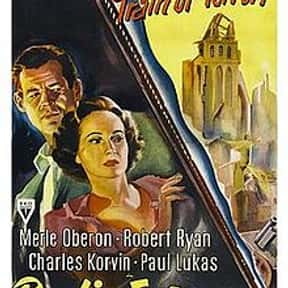 Berlin Express is listed (or ranked) 12 on the list The Best Spy Movies of the 1940s