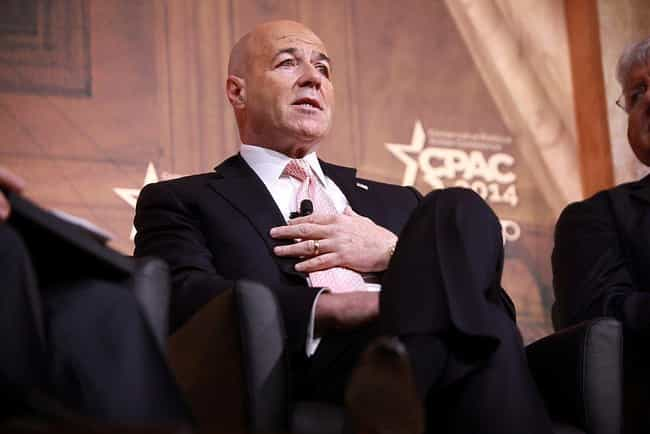 Bernard Kerik is listed (or ranked) 4 on the list Corrupt Republicans