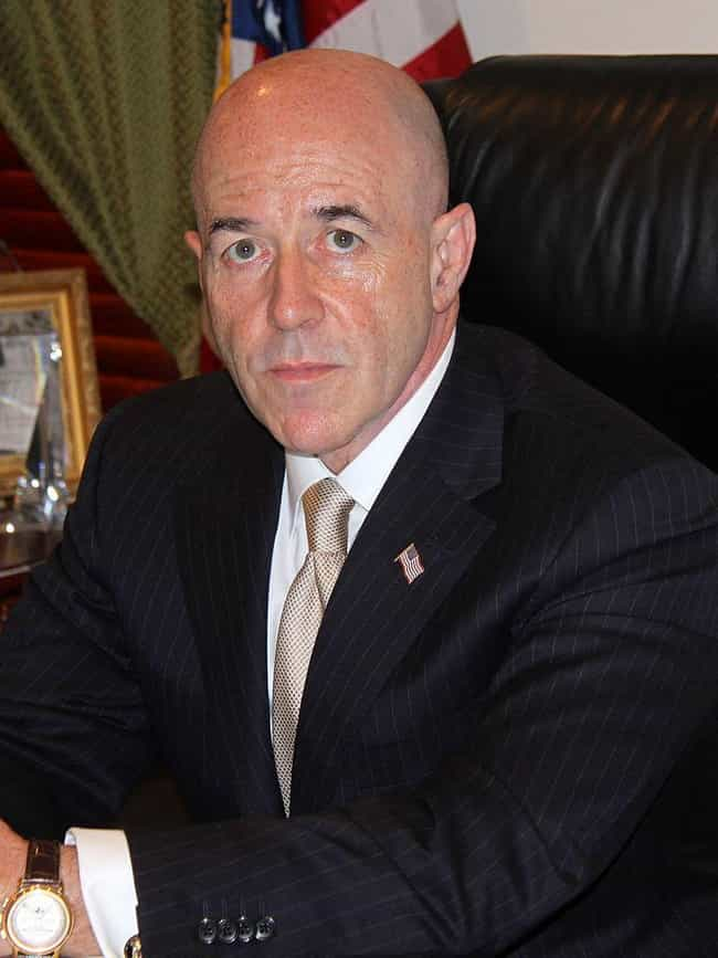 Bernard Kerik is listed (or ranked) 5 on the list Ex-Cops Who Ended Up in Prison
