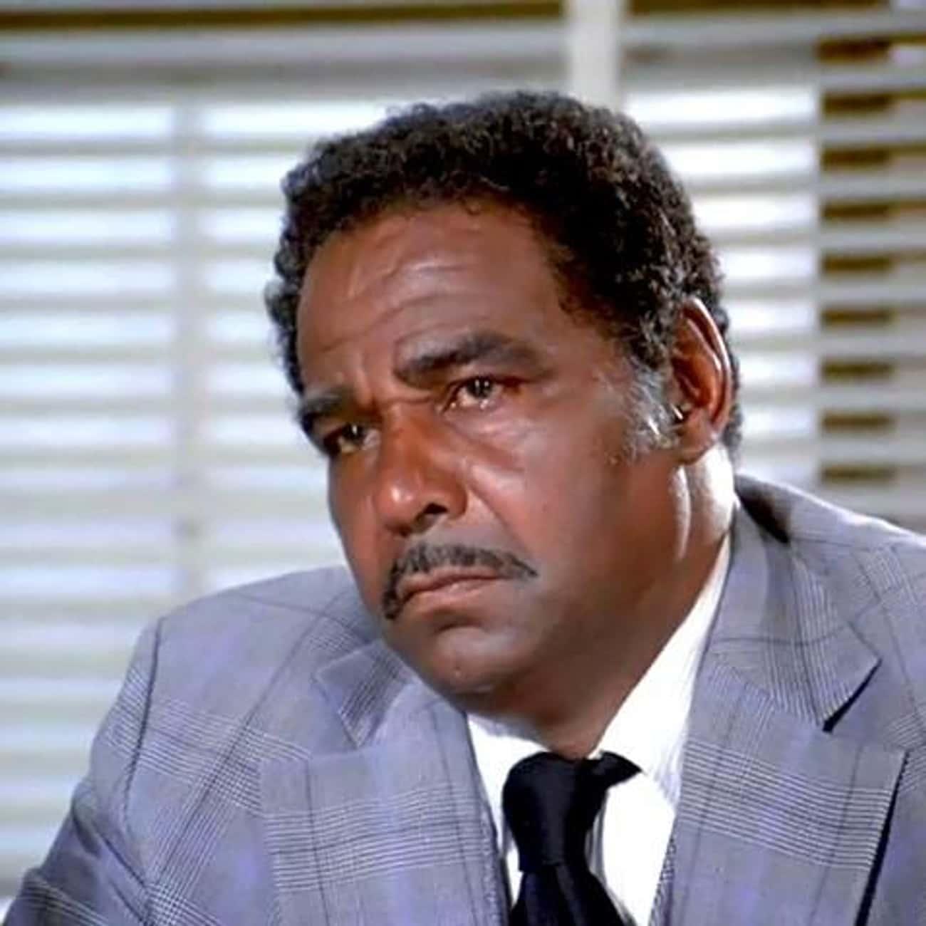 Bernie Hamilton is listed (or ranked) 2 on the list Starsky and Hutch Cast List