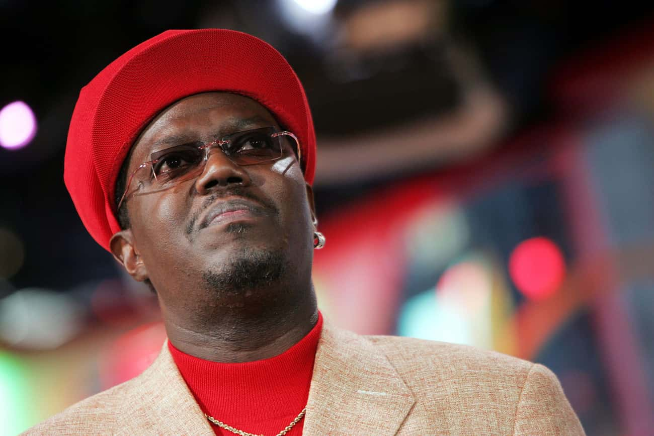 Bernie Mac is listed (or ranked) 4 on the list Famous People Born in 1957