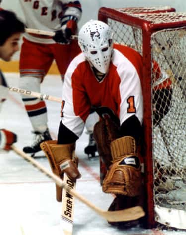 Bernie Parent is listed (or ranked) 2 on the list The Top 25 Philadelphia Flyers of All-Time