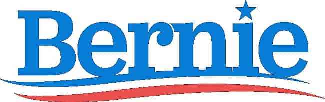 Bernie Sanders is listed (or ranked) 3 on the list The Best Logos in the 2016 Presidential Election
