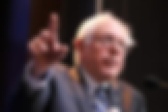 Bernie Sanders is listed (or ranked) 1 on the list Current Jewish Senators