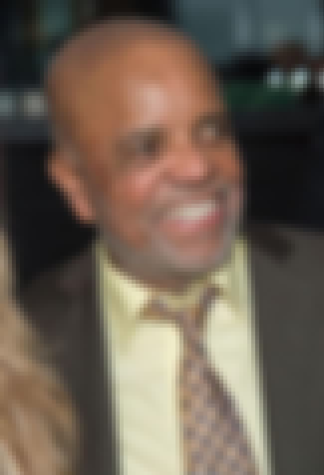 Berry Gordy is listed (or ranked) 12 on the list Rhythm and Blues Foundation Pioneer Award Winners List