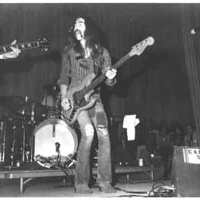 Berry Oakley is listed (or ranked) 25 on the list The Best Rock Bass Player of the 1970s