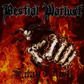 Bestial Warlust is listed (or ranked) 12 on the list Australian Death Metal Bands List