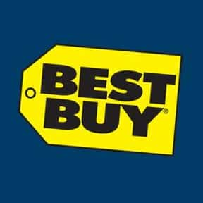 Best Buy is listed (or ranked) 1 on the list The Best Appliance Shopping Websites