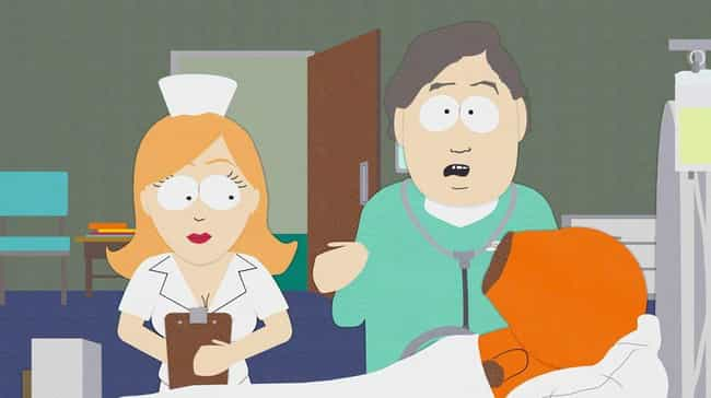 Best Friends Forever is listed (or ranked) 1 on the list Times South Park Actually Made A Really Good Point