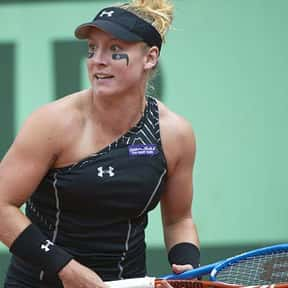 Bethanie Mattek-Sands is listed (or ranked) 13 on the list The Shortest Women's Tennis Players Of All Time, Ranked