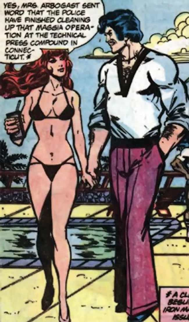 Bethany Cabe is listed (or ranked) 4 on the list The Best of Iron Man's Many Girlfriends and Lovers