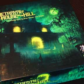 Betrayal at House on the Hill is listed (or ranked) 14 on the list The Best Board Games of All Time