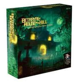 Betrayal At House on The Hill is listed (or ranked) 1 on the list The Best Board Games For 6-8 Players