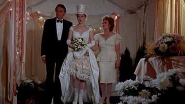Betsy Hopper's Eccentric Gown In 'Betsy's Wedding'