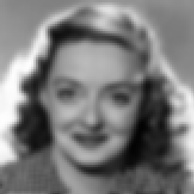 Bette Davis is listed (or ranked) 1 on the list Famous Cushing Academy Alumni