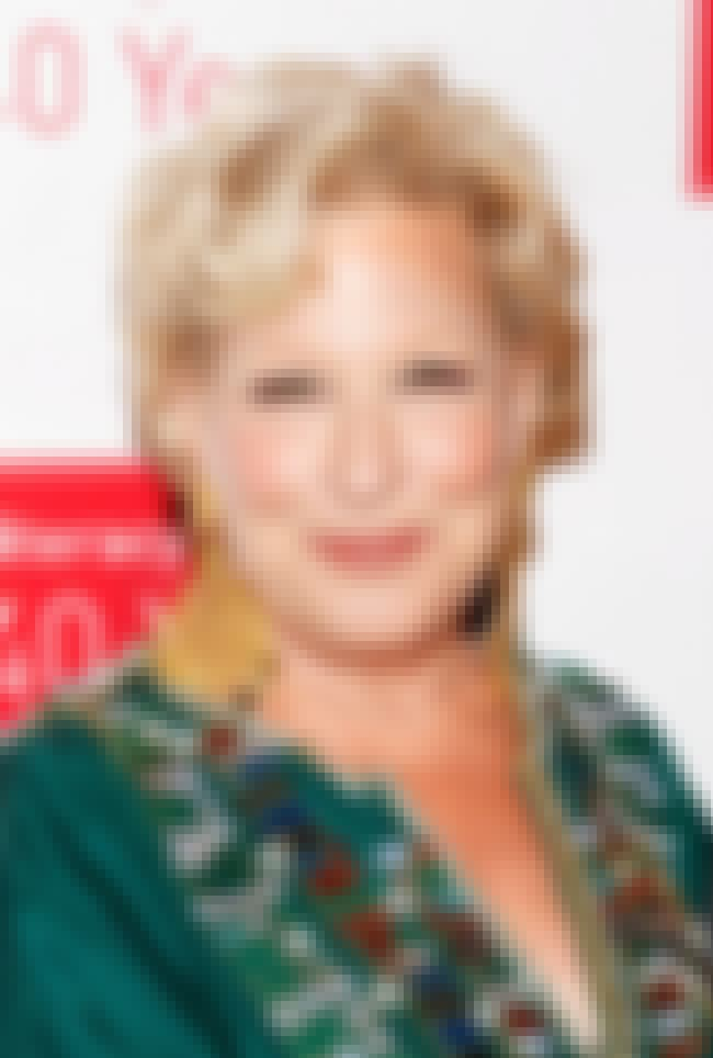 Bette Midler is listed (or ranked) 4 on the list List of Famous Performers
