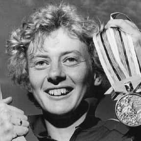 Betty Cuthbert is listed (or ranked) 23 on the list The Best Female Athletes of All Time