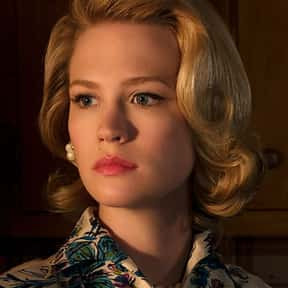 Betty Draper is listed (or ranked) 22 on the list The Best Dressed Female TV Characters