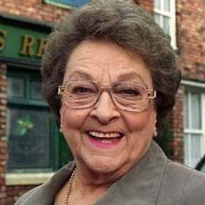 Betty Driver is listed (or ranked) 7 on the list Coronation Street Cast List