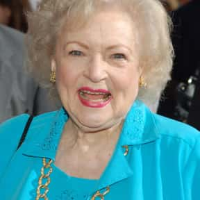 Betty White is listed (or ranked) 1 on the list Famous People Most Likely to Live to 100