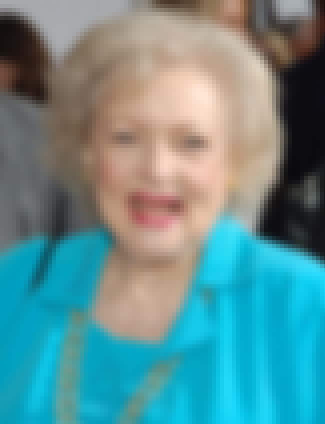 Betty White is listed (or ranked) 1 on the list Celebrities Who Have Always Been Old