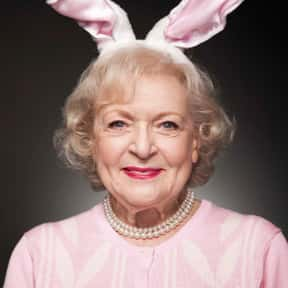 Betty White is listed (or ranked) 2 on the list The Best Female Celebrity Role Models
