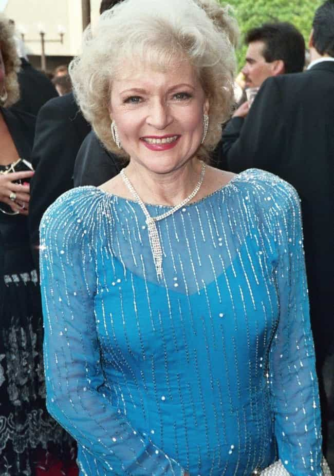 Betty White is listed (or ranked) 7 on the list Famous People Of Greek Descent