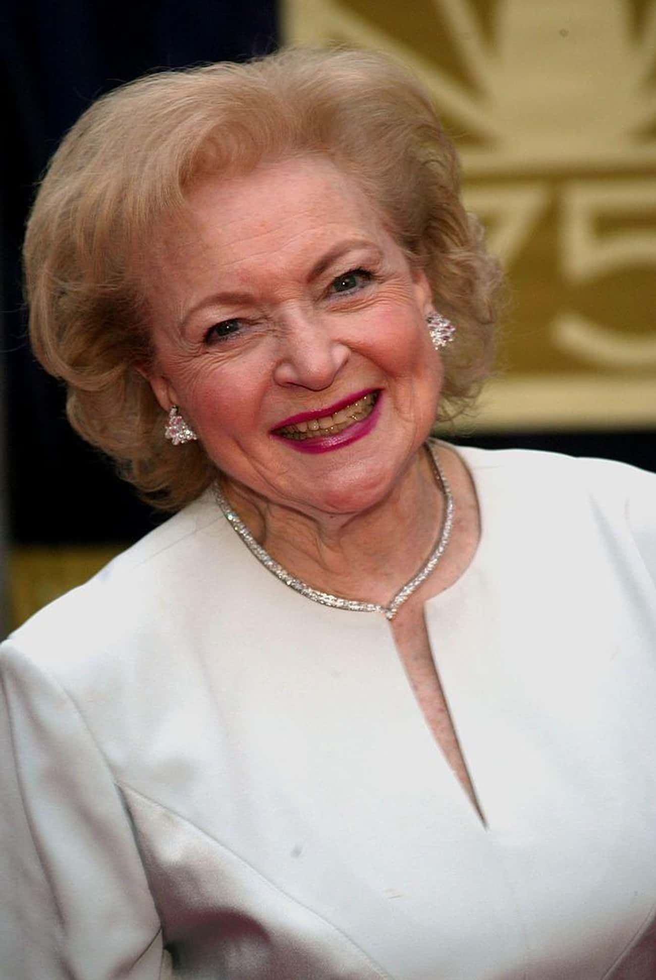 Betty White is listed (or ranked) 1 on the list Celebrities Who Never Had Kids